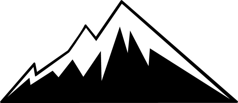 Mountain Range PNG HD - 151160