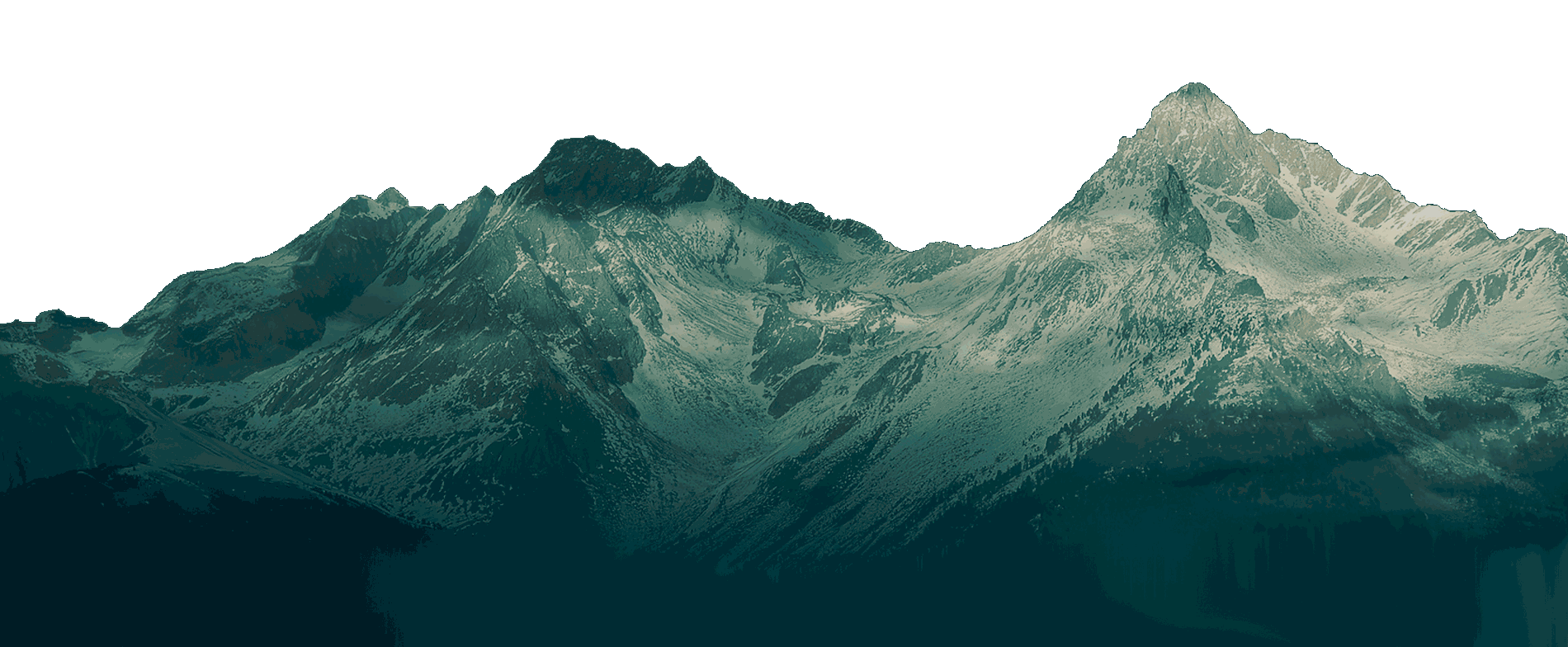 Mountain Range PNG HD
