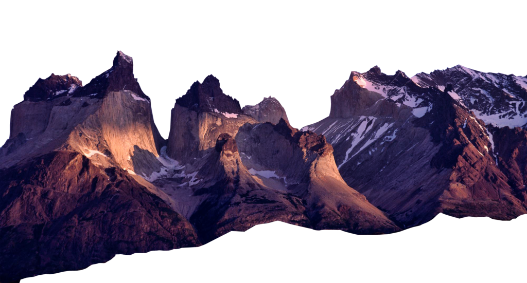 Mountain Range PNG HD - 151162