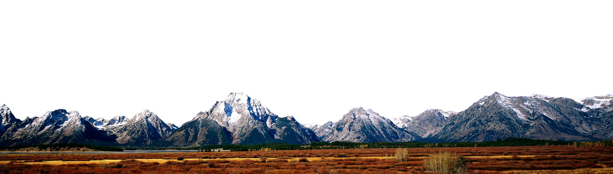 Mountains PNG HD - 120448