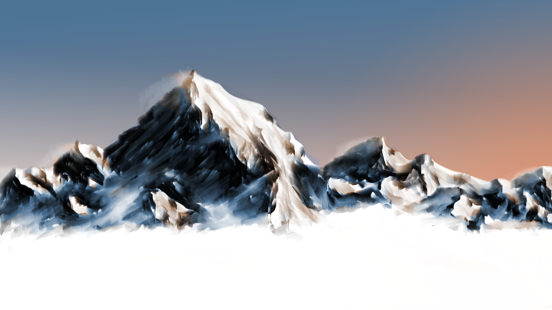 Mountains PNG HD - 120454