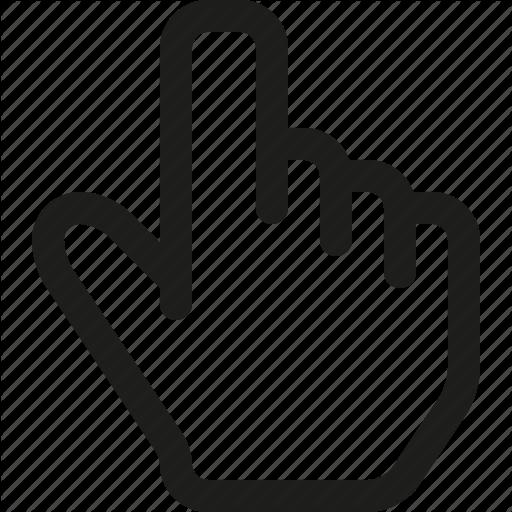 Hand Cursor Png Click, Cursor, Hand Icon image #1115 - Mouse Cursor Click PNG
