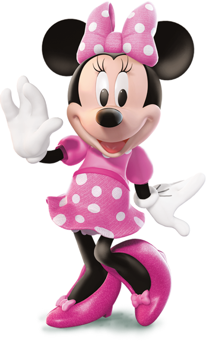 Minnie Mouse.png - Mouse HD PNG