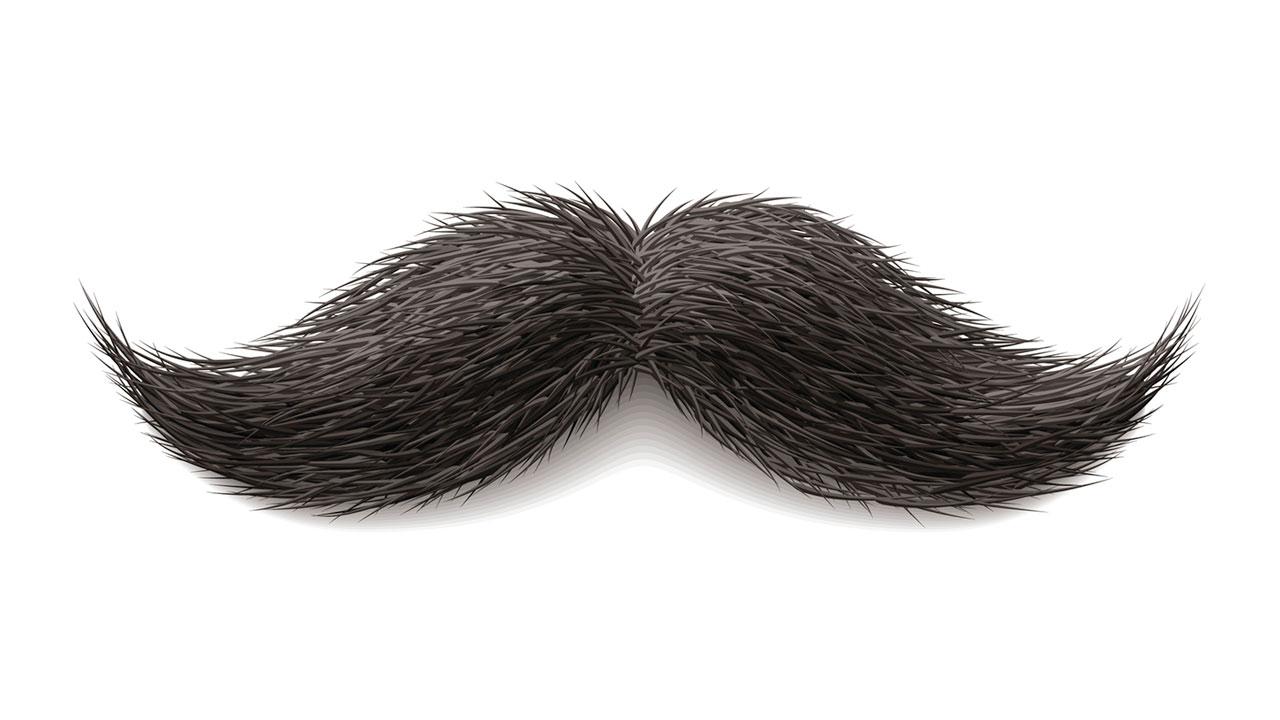 Moustache PNG - 23572