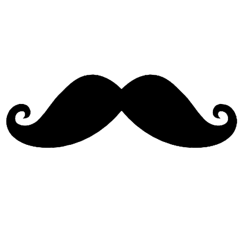 Moustache Png By SpoonSwagging On DeviantArt image #1317 - Moustache PNG