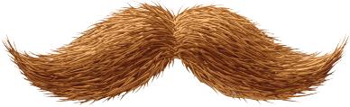 Moustache PNG - 23577