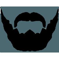 Moustache Styles PNG - 61117