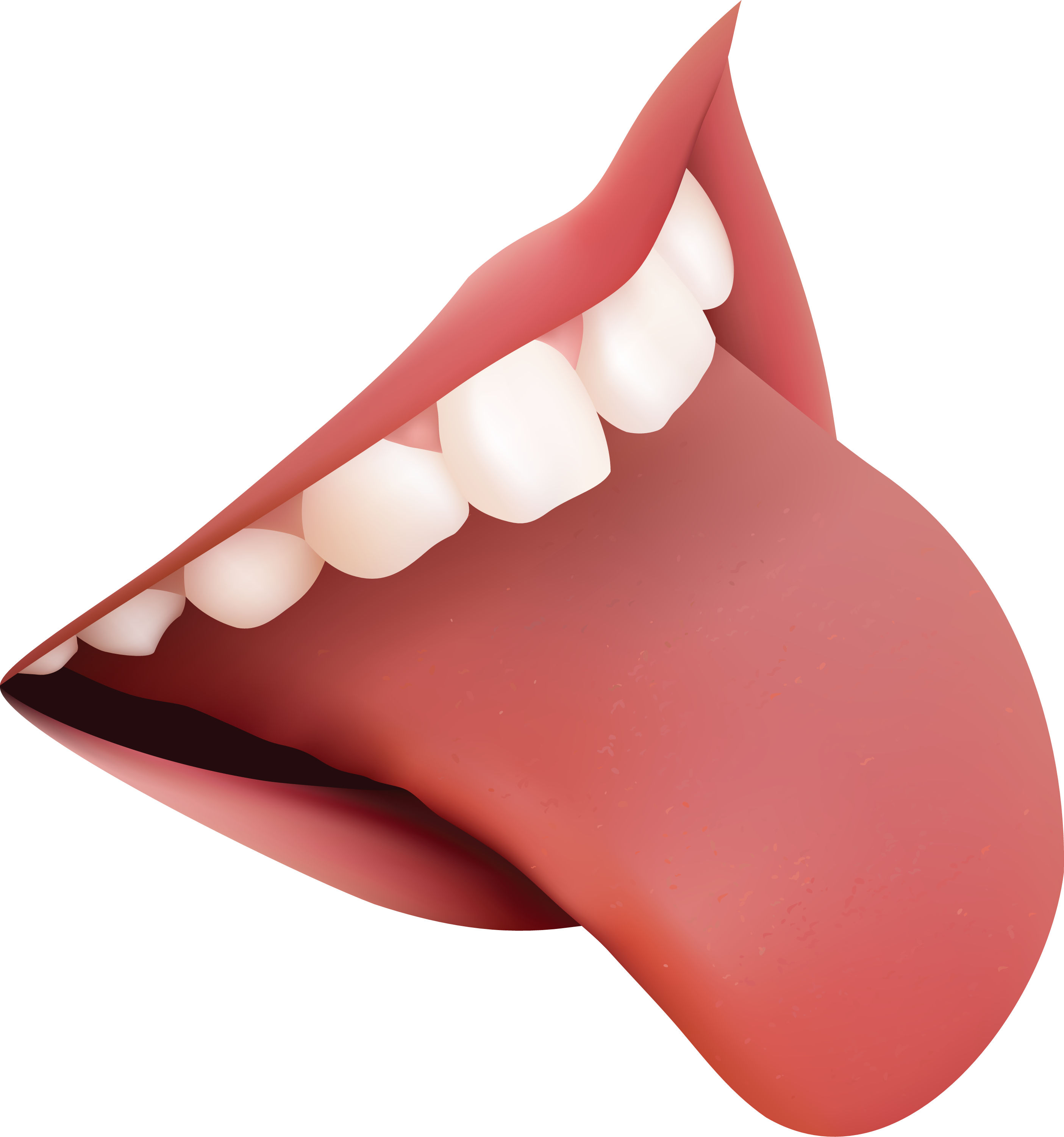 Mouth Talking PNG HD - 125520