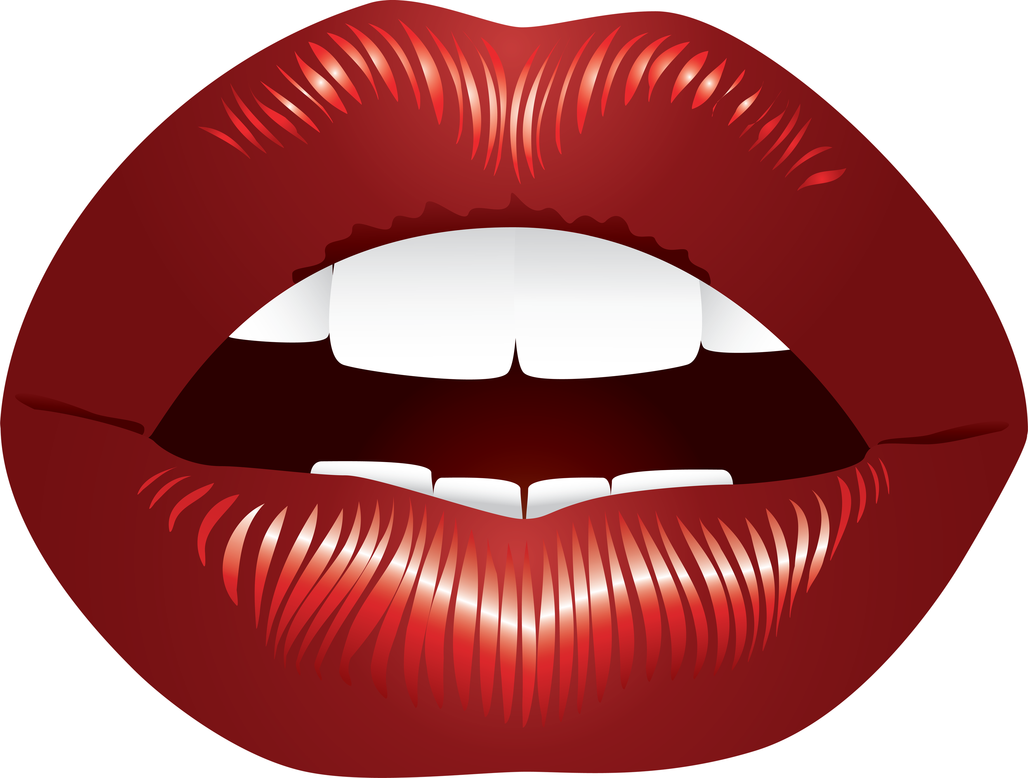 Lips PNG image - Zipped Lips PNG - Mouth Talking PNG HD
