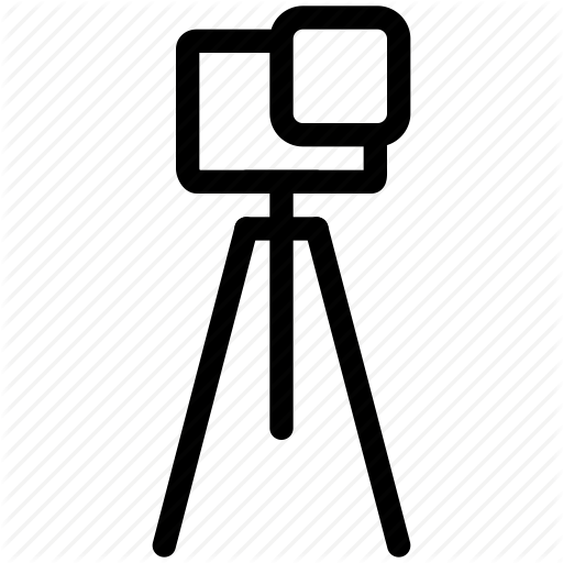 adjustable, camera, cinema, compact, equipment, film, gopro, hd, - Movie Camera PNG HD