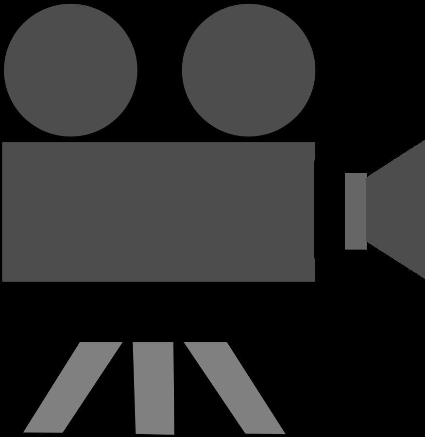 Movie Camera PNG HD - 123638