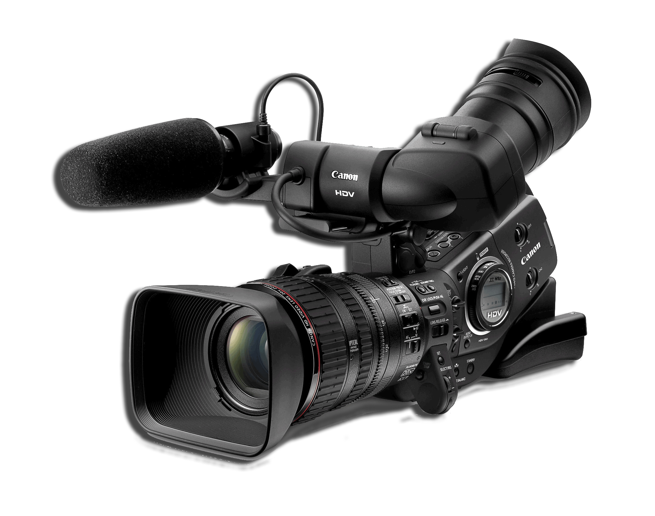 Movie Camera PNG HD - 123624