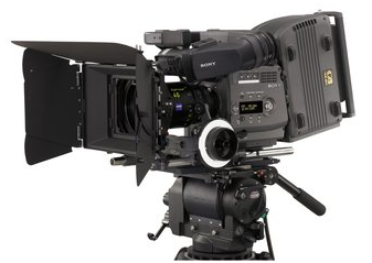 Sony F23 PlusPng.com  - Movie Camera PNG HD