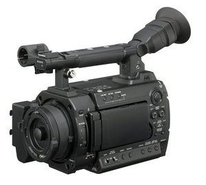 Sony PMW-F3 - Movie Camera PNG HD