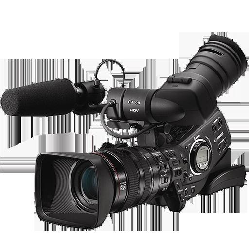 Movie Camera PNG HD - 123634