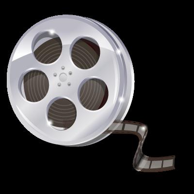 Format: PNG - Movie Reel PNG