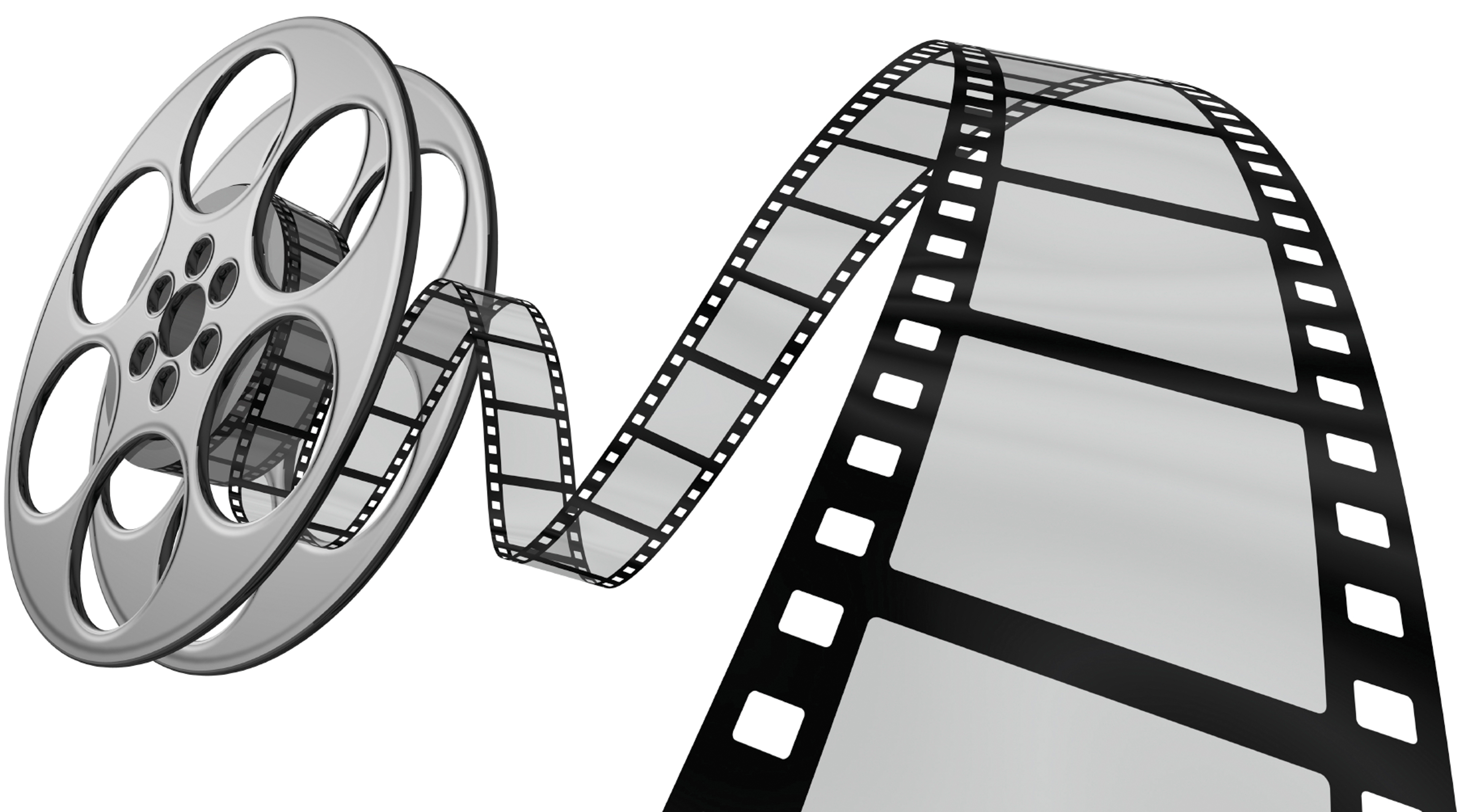 Movie Reel Clipart - Clipart library - Movie Reel PNG