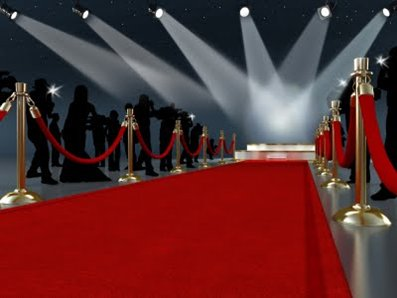 . PlusPng.com actress or actor, or perhaps their favorite character from a movie. You  can also forgo the costumes and ask guests to get all glammed up as  themselves. - Movie Star Red Carpet PNG