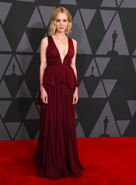 Governors-Awards-2017-Best-dressed-red-carpet-arrivals- - Movie Star Red Carpet PNG