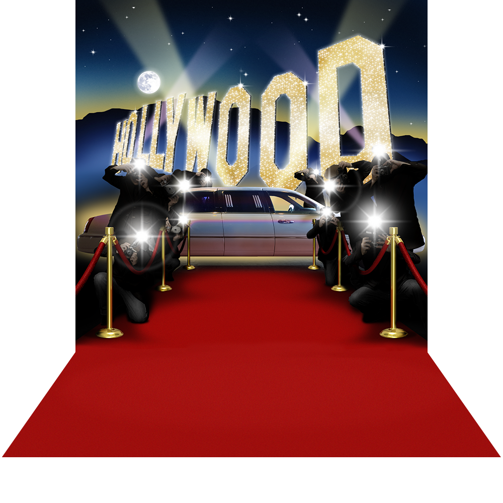 Paparazzi Movie Stars - Movie Star Red Carpet PNG