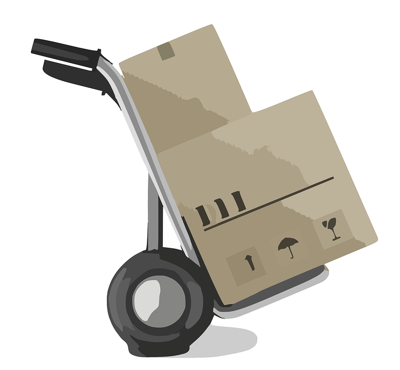 Moving, Box, Relocation, People, New, House, Move - Moving House PNG HD