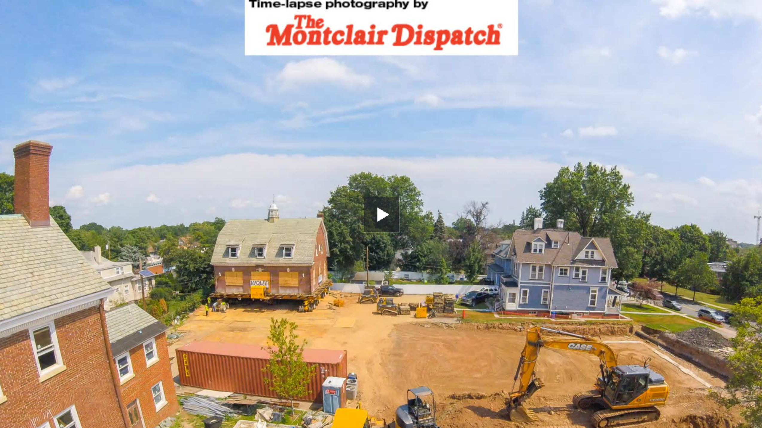 This video is created from 16,000 HD still images and was created by The  Montclair Dispatch photo editing department. To see the video, click here. - Moving House PNG HD