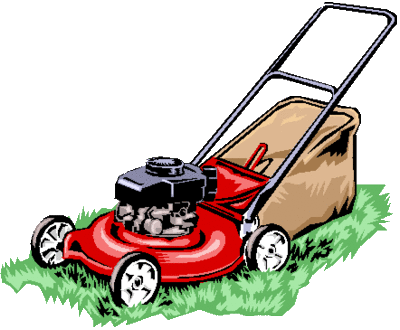 Mow The Lawn PNG