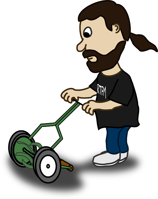 Mow The Lawn PNG - 73704