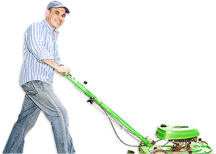 Mow The Lawn PNG - 73691