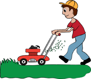 Mow The Lawn PNG - 73702