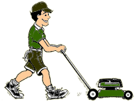 Mow The Lawn PNG - 73698