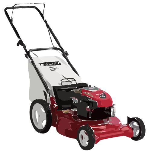 Mow The Lawn PNG - 73703