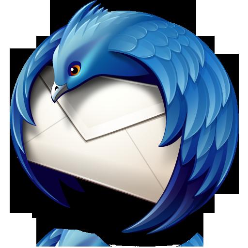 File:Mozilla Thunderbird logo.png - Mozilla PNG