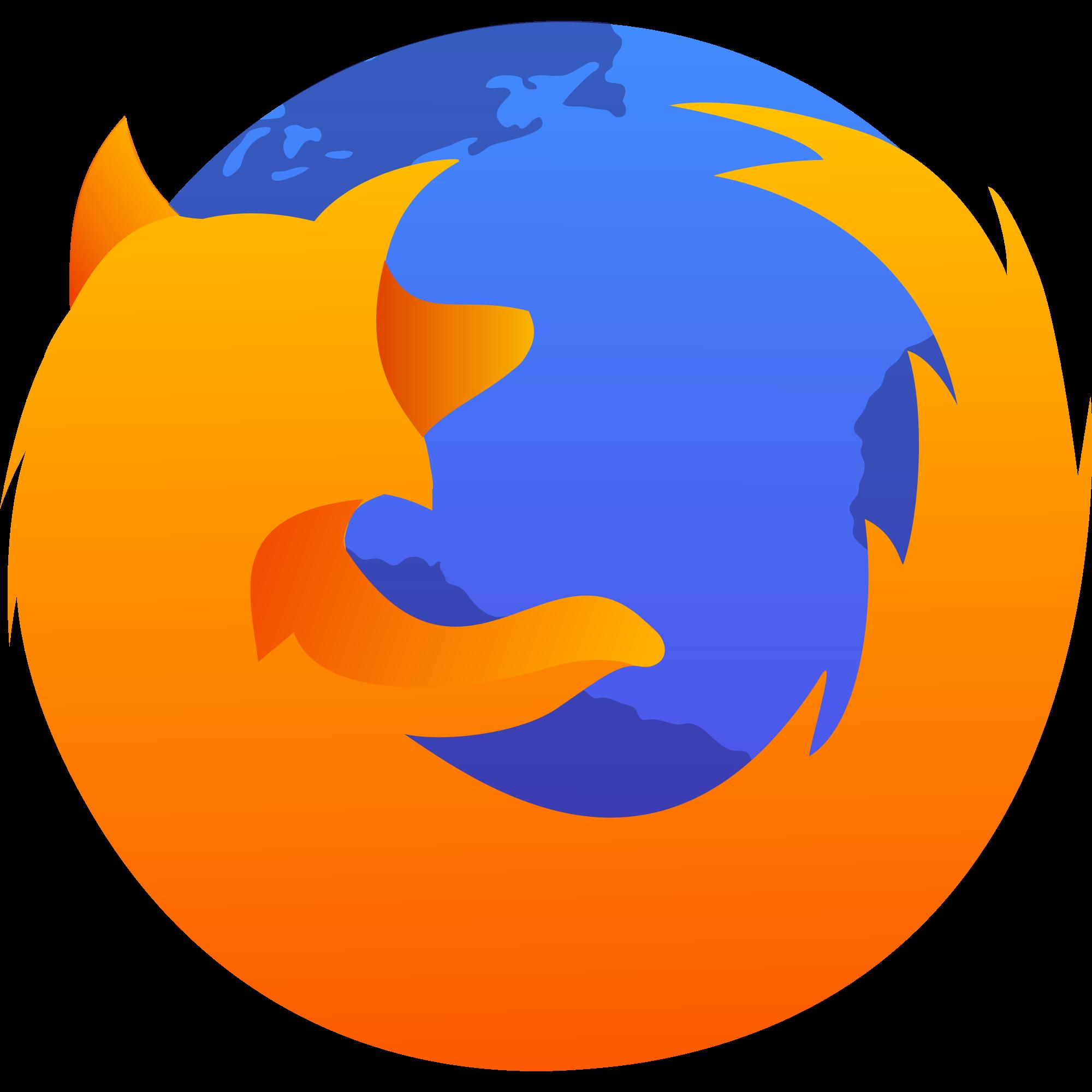 Firefox PNG logo - Mozilla PNG