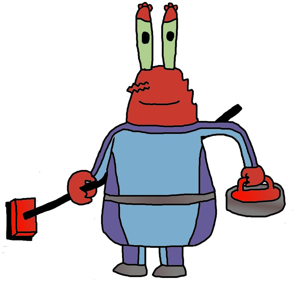 Image - Mr krabs curling.png | Fantendo - Nintendo Fanon Wiki | FANDOM  powered by Wikia - Mr Krabs PNG