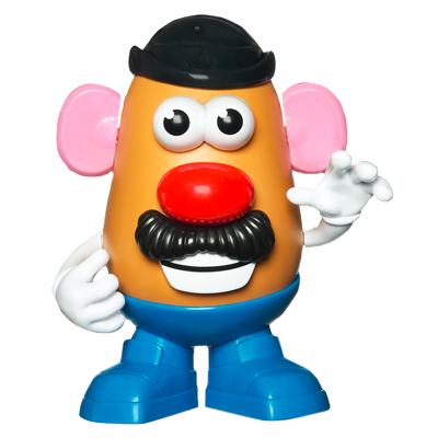 Mrs Potato Head PNG - 79706