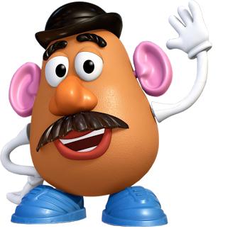 Mrs Potato Head PNG - 79702