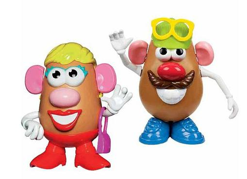 Mrs Potato Head PNG - 79710