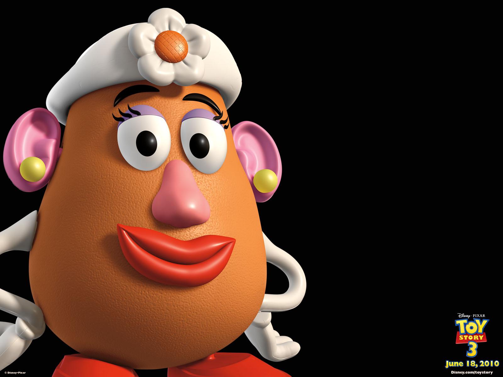 Mrs Potato Head PNG - 79712