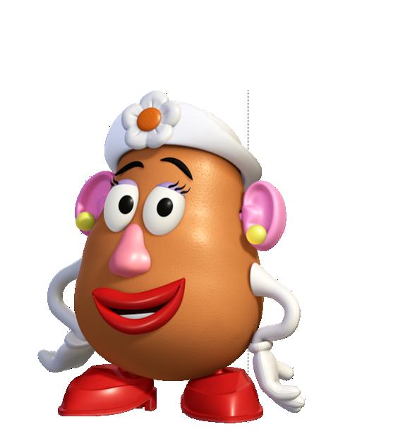Mrs Potato Head PNG - 79703