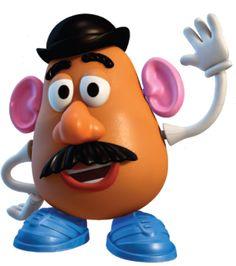Mrs Potato Head PNG - 79707