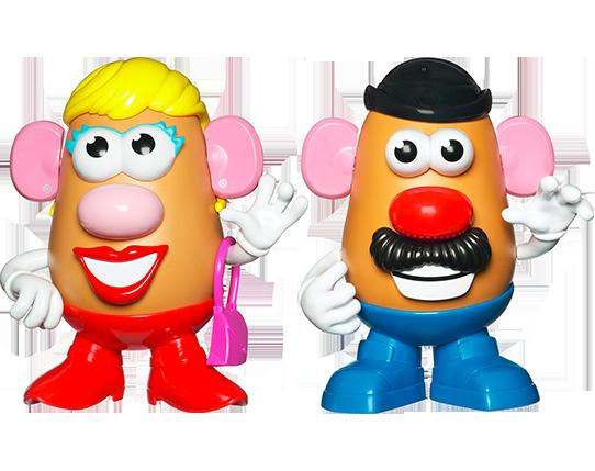 Mrs Potato Head PNG - 79704