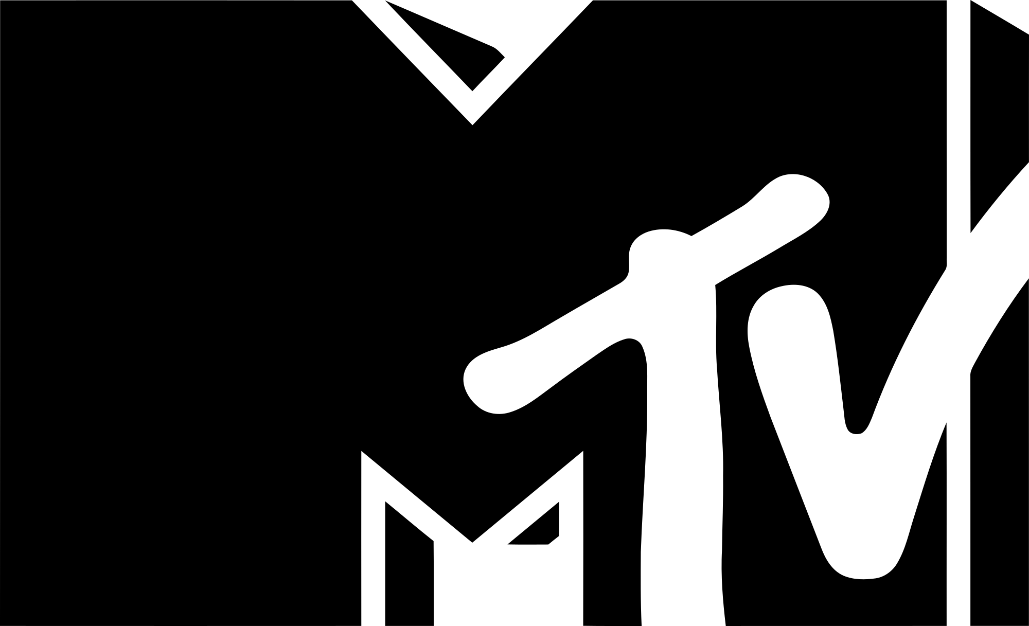 Open PlusPng.com  - Mtv Logo PNG