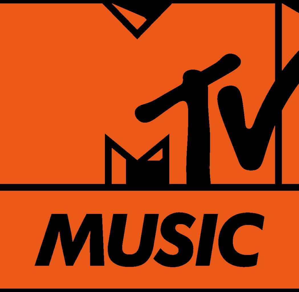 File:MTV Music Logo.svg - Mtv Logo Vector PNG