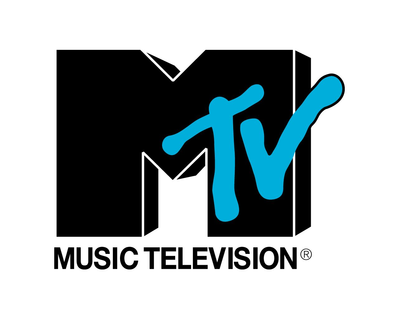 Logos - Mtv Logo Vector PNG