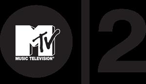 MTV 2 Logo Vector - Mtv Logo Vector PNG