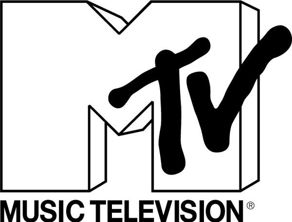 MTV Logo Free Vector 127.89KB - Mtv Logo Vector PNG