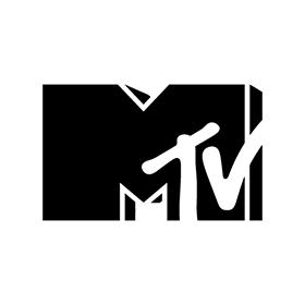 MTV Logo Vector Download - Mtv Logo Vector PNG