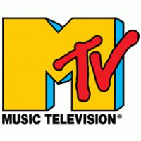MTV Music Television - Mtv Logo Vector PNG