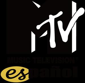MTV Music Television Español Logo Vector - Mtv Logo Vector PNG